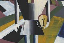 Djordje Ozbolt / Born in Belgrade, Serbia, 1967  School of Architecture, University of Belgrade, 1988-1991 Foundation, Chelsea School of Art, London, 1995 BA Fine Art, Slade School of Fine Art, London, 1996-2000 MA Painting, Royal Academy, London, 2003-2006  Lives and works in London, England