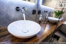 Ceramika łazienkowa Atelier Lillet