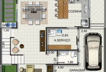 Ideias para construção CasaNova