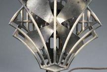 Art Deco: electric