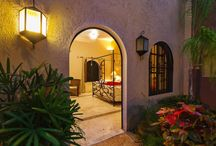 Tasteful comfort and Mexican charm / Casa Amable perfectly embodies the historic homes of the city - original pasta floors, high ceilings and charming colonial rooms.