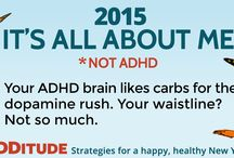2015: It's All About Me (Not ADHD) / ADHD-friendly tips and strategies for achieving health and happiness in the New Year!