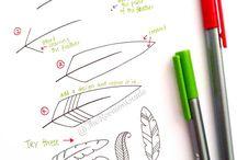 doodles 《♡》