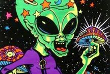Drawing Aliens