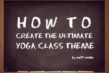 Yoga teaching