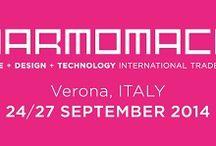 Marmotech 2014  / Saremo presenti alla Marmomacc 2014 di Verona We will be present at Marmomacc 2014 of Verona, Italy