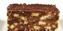 Marie biscuit fudge