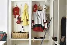 Renovate-Cluttery, Scullery, & Laund(e)ry