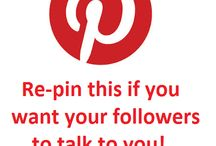 Pinterest / Just ask me in the comments if you want to join :D feel free to invite other people