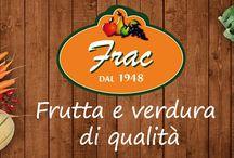 Frac1948 / Da oltre 60 anni frutta e verdura fresca di giornata e di qualità quotidianamente sulle vostre tavole.