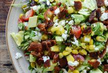 Salads Yummyyy