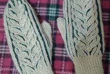 brioche knittingvanter