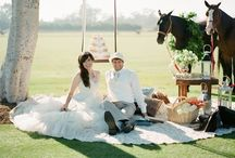Wedding Elegance at the Polo Fields