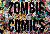 Zombie Comics / by Zombob