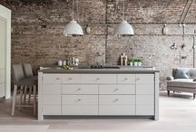 • Limehouse Kitchen • / Limehouse is the most streamlined and simple design to date, combining crisp engineering and style with traditional craft and soul