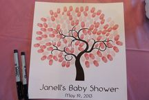 Olivia's Baby Shower / by Misty Nieto Spratlan