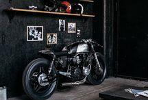 Motorcycle Interior Design