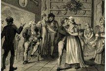 My Regency World - Christmas / For more Regency World information go to: http://www.lesleyannemcleod.com/regencyworld.html