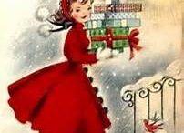 Nostalgic and warm Christmas