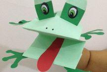 Fantoches de papel