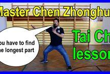 Lekcje Mistrza Chen Zhonghua
