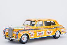 "Paragon Models Diecast Rolls Royce Phantom V ""Lennon"" / Paragon Models Diecast Rolls Royce Phantom V ""Lennon"""