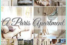 A Paris Apartment / by Andrea Cammarata