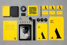 Branding: Identity & Stationary Design / Leave a lasting impression. Say it will style! / by Byju Rajan