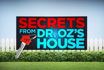 """DR.OZ ...  """" THE GOOD LIFE """" / DR. OZ, WHAT MORE CAN I SAY =) / by Esther Lord"""