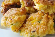 Side Dishes - Tots, nuggets, fritters / Vegetables tots, nuggets and fritters