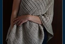 crocket wrap pattern