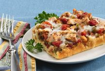 FOOD/Savory / Meats/Seafood/Casseroles/Breakfast/Pasta / by Sheila Cottrill