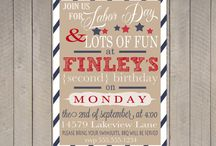 Labor Day Bday Ideas / by Renee Taylor