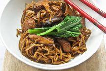 Noodles & Asian