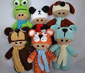 yoyo dolls croche