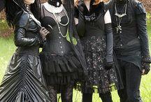Gothik-Frauen