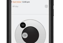 Digital | Interactive / Digital user interfaces.
