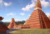 mayovia a aztekovia