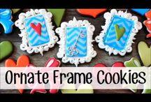 frame cookies