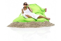 Outdoor Bean Bag Chairs / by CozyDays