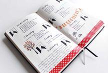 bullet journal/notes/print