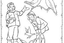 φύλλα εργασίας για τα πουλιά του χειμώνα- κοκκινολαίμης- birds in winter worksheets