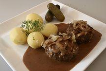 Food for John / Traditional Danish food