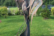 METALART - sculpture -kovářství.alexandr