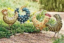 Trädgård (Garden)