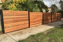 Front fence / gate