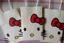 Party ideas: Hello Kitty