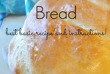 bread / by Becca Wright