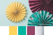 Inspiring Color Combinations