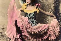 Vintage Dans, Show, Burlesque